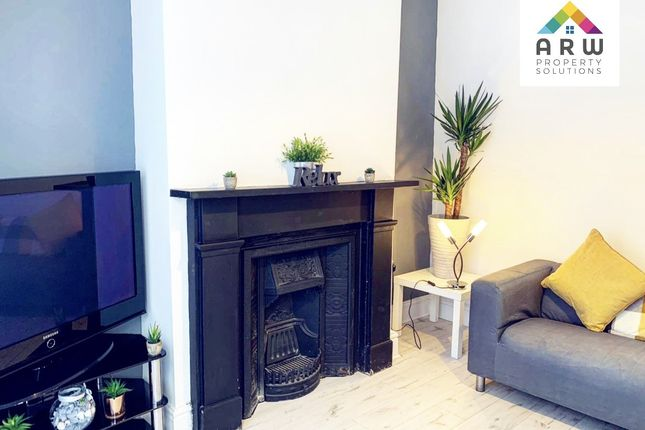 Thumbnail Terraced house to rent in Cretan Road, Liverpool, Merseyside