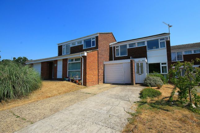 Thumbnail Terraced house for sale in Warren Rise, Frimley, Camberley