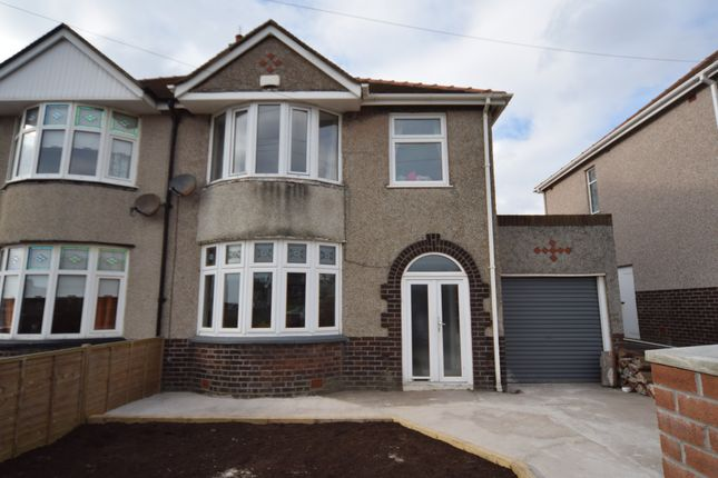 Thumbnail Semi-detached house for sale in Ocean Road, Walney, Cumbria