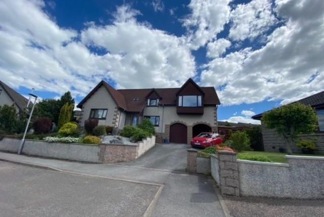 Thumbnail Detached house for sale in Muldearie View, Keith