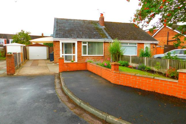 Thumbnail Semi-detached bungalow to rent in Monks Close, Formby, Liverpool