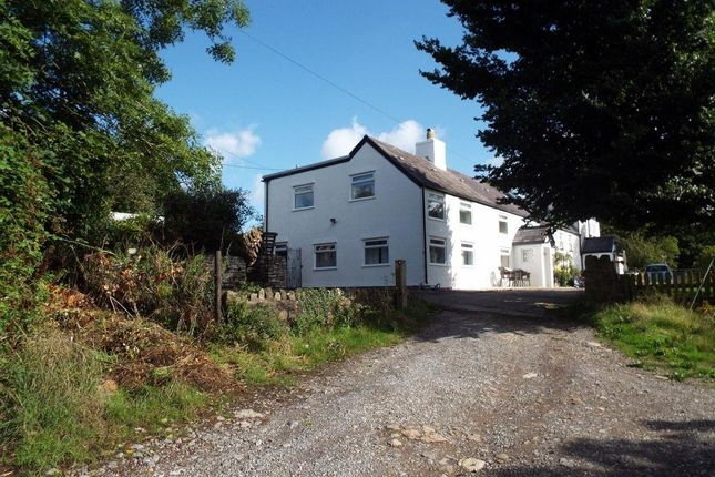 4 bed semi-detached house for sale in Burryhead Cottages, Reynoldston, Swansea SA3