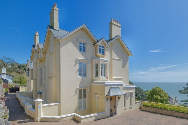 Thumbnail Property for sale in Lyncourt Middle Lincombe Road, Torquay