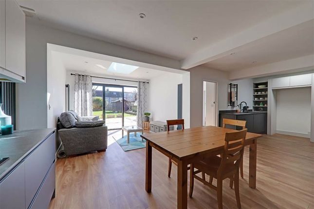 Thumbnail End terrace house for sale in Goldsmith Road, Broadwater, Worthing, West Sussex