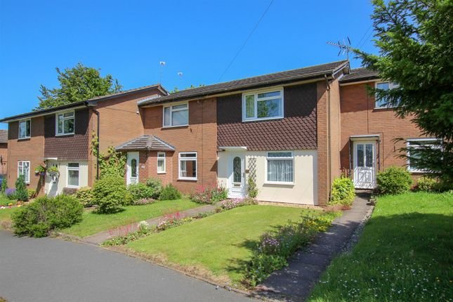 Thumbnail Terraced house for sale in Clee View Road, Bridgnorth