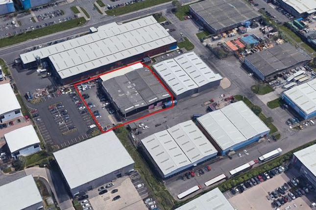 Thumbnail Industrial for sale in Stockholm Close, North Shields
