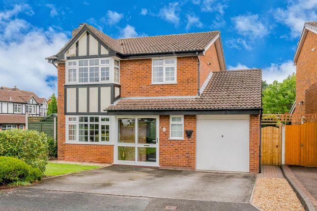 Thumbnail Detached house for sale in Ferndown Close, Bloxwich / Turnberry, Walsall