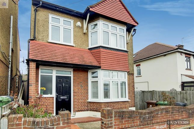 Thumbnail Detached house for sale in Bennett Road, Chadwell Heath