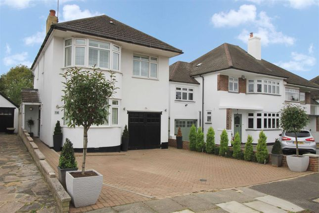 Thumbnail Detached house for sale in Highgrove Way, Ruislip