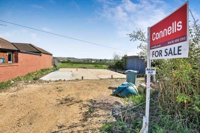 Thumbnail Land for sale in Sedgebrook Road, Allington, Grantham