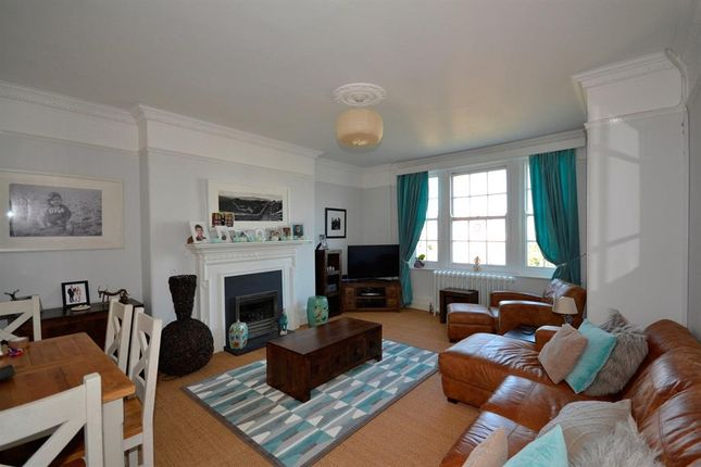 Thumbnail Flat to rent in Hartington Place, Eastbourne
