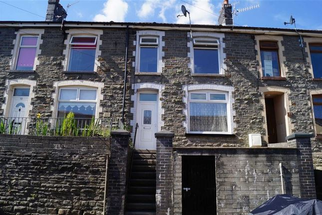 Thumbnail Terraced house for sale in Tanycoed Street, Penrhiwceiber, Mountain Ash