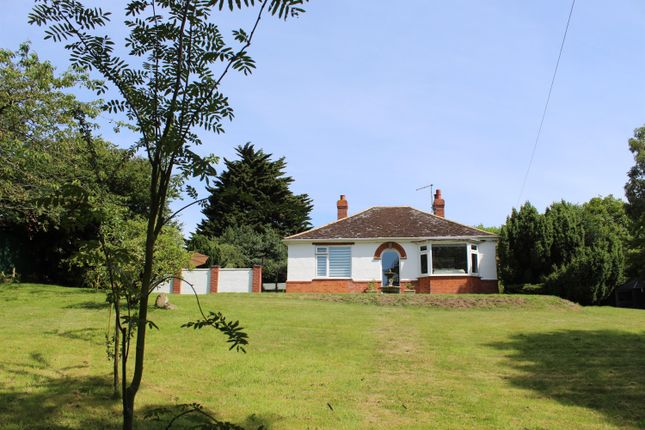 Thumbnail Detached bungalow for sale in Main Road, Hundleby, Spilsby