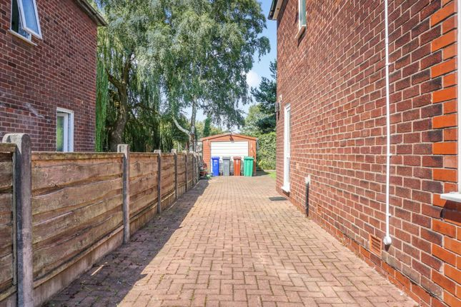 Driveway of Sparth Road, Manchester M40