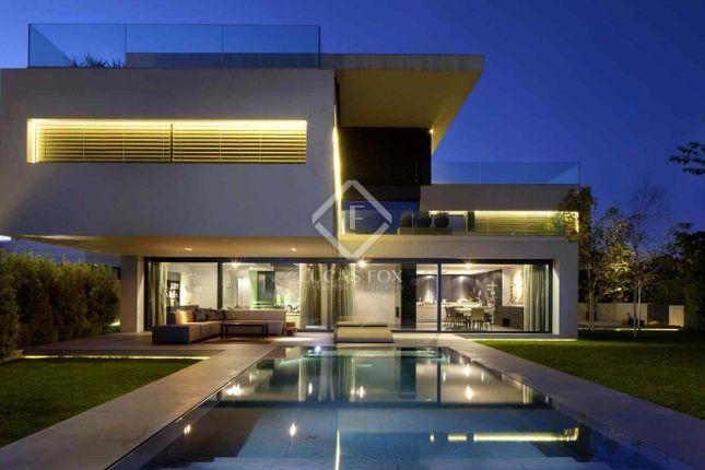 Thumbnail Villa for sale in Spain, Barcelona, Sant Cugat, Lfs6039