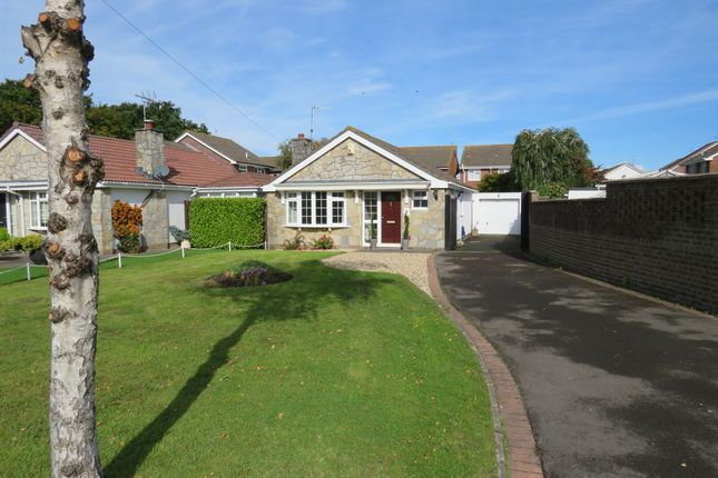 Thumbnail Detached bungalow for sale in Lynton Close, Portishead, Bristol