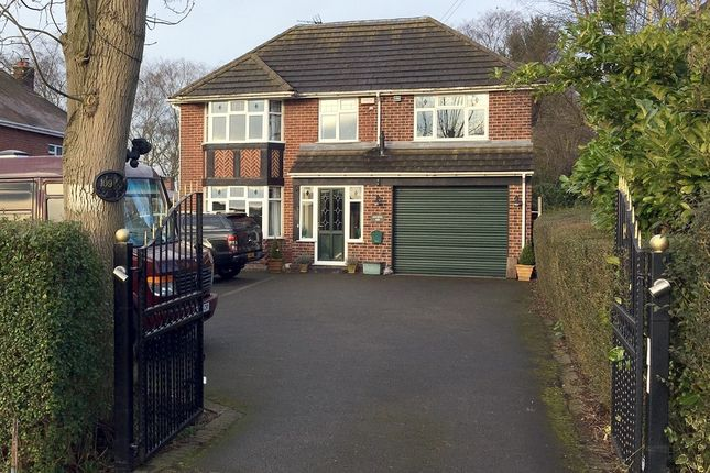 Thumbnail Detached house for sale in Mansfield Road, Papplewick, Nottingham