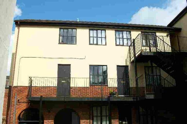 Exterior of Friernhay Street, Exeter EX4