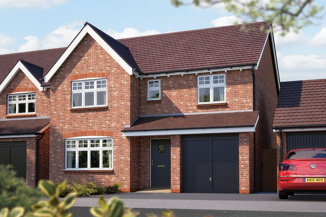 """Thumbnail Detached house for sale in """"The Lincoln"""" at Canon Ward Way, Haslington, Crewe"""