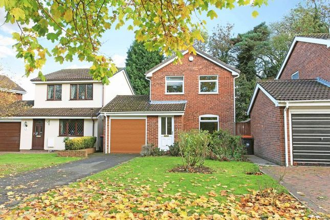 Thumbnail Detached house for sale in Cactus Drive, Leegomery, Telford