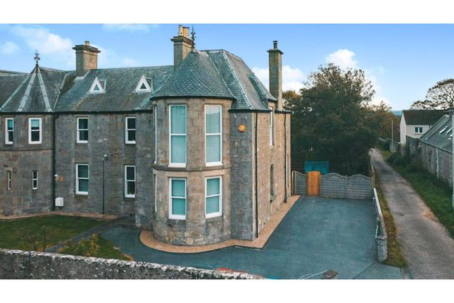 Thumbnail Semi-detached house for sale in Dunbar Street, Lossiemouth