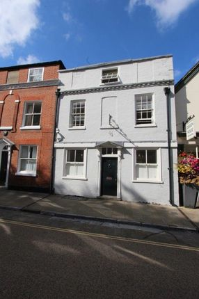 Thumbnail Terraced house to rent in Great Minster Street, Winchester