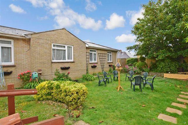 Rear Garden of George Street, Ryde, Isle Of Wight PO33