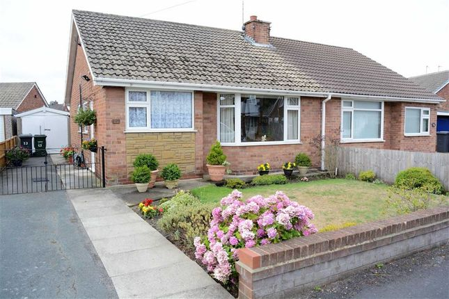 Thumbnail Semi-detached bungalow to rent in Fairway, Selby