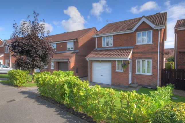 3 bed detached house for sale in Thorntondale Drive, Bridlington