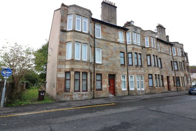 Thumbnail Flat to rent in Eastwood Crescent, Thornliebank, Glasgow