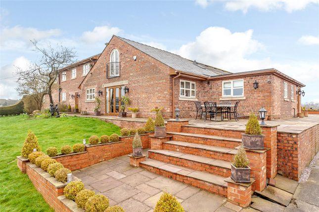 Thumbnail Detached house for sale in Beech Lane, Kingsley, Frodsham