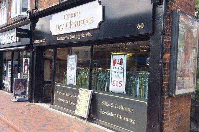 Retail premises for sale in 60 High Street, Tonbridge