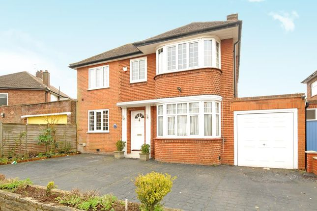 Thumbnail Detached house for sale in Stanmore, Middlesex