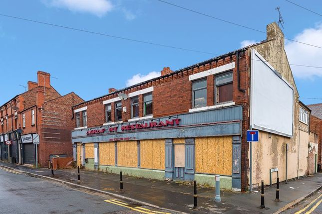 Thumbnail Commercial property for sale in Cambridge Road, Ellesmere Port