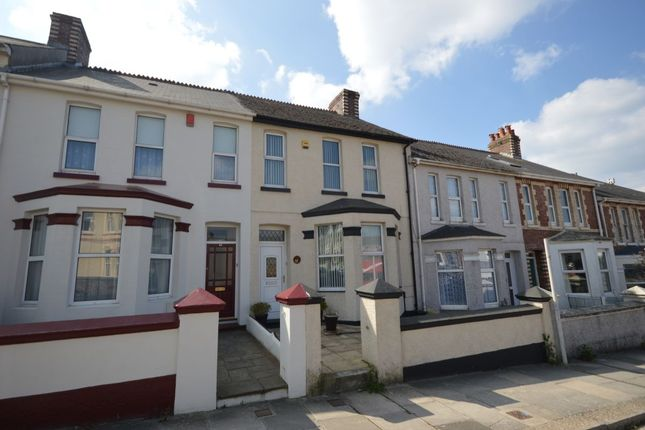 Thumbnail Property for sale in Chestnut Road, Plymouth