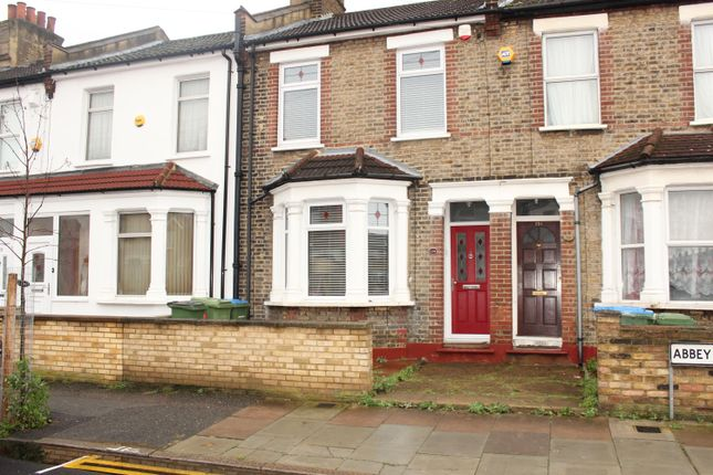 Thumbnail Terraced house to rent in Abbey Grove, Abbey Wood, London