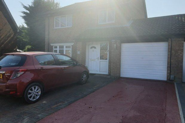 Thumbnail Detached house to rent in Leygreen Close, Luton