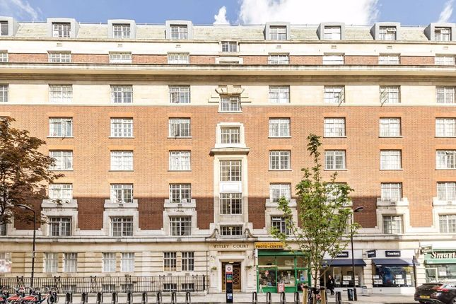 Thumbnail Flat to rent in Coram Street, London