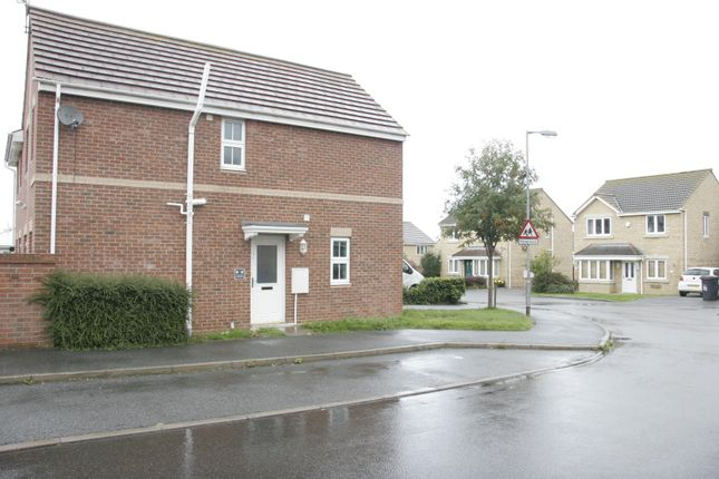 Thumbnail Semi-detached house for sale in Parkside Gardens, Morpeth, Northumberland