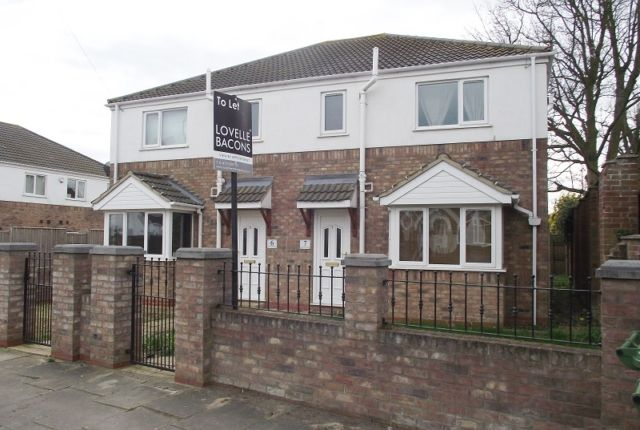 Thumbnail Semi-detached house to rent in Wendover Rise, Cleethorpes