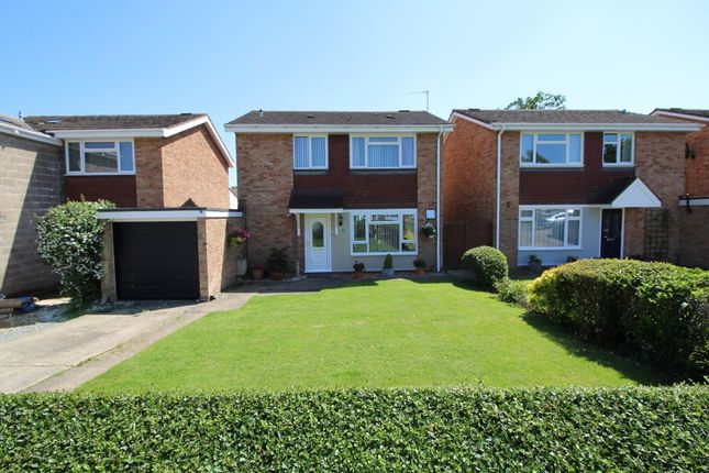 Thumbnail Detached house for sale in Reynes Drive, Oakley, Bedford, Bedfordshire