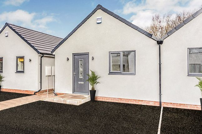 Thumbnail Bungalow for sale in Vale View, Leeds Road, Castleford, West Yorkshire