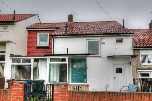 Terraced house for sale in Stormont Green, Kenton, Newcastle Upon Tyne