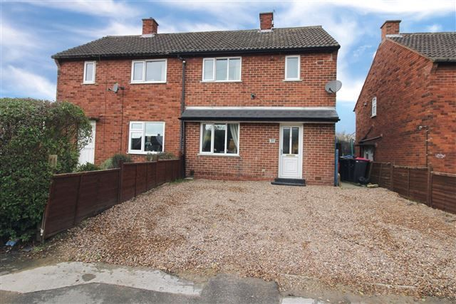 Front of Holderness Drive, Aston, Sheffield S26
