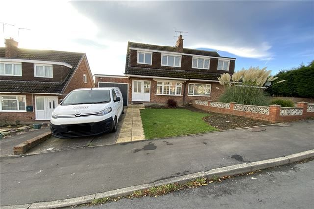 3 bed semi-detached house for sale in Partridge Place, Aston, Sheffield, Rotherham S26