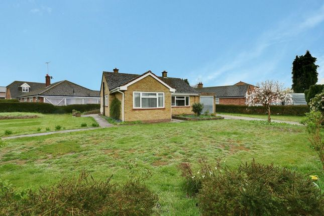 Thumbnail Detached bungalow for sale in Swains Close, Tadley