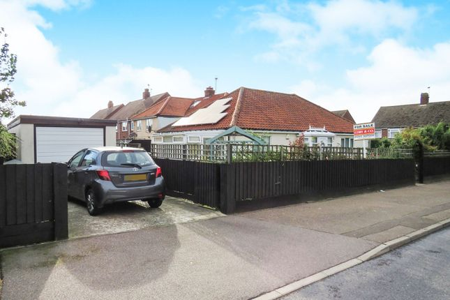 Thumbnail Detached bungalow for sale in Valley Road, Dovercourt, Harwich