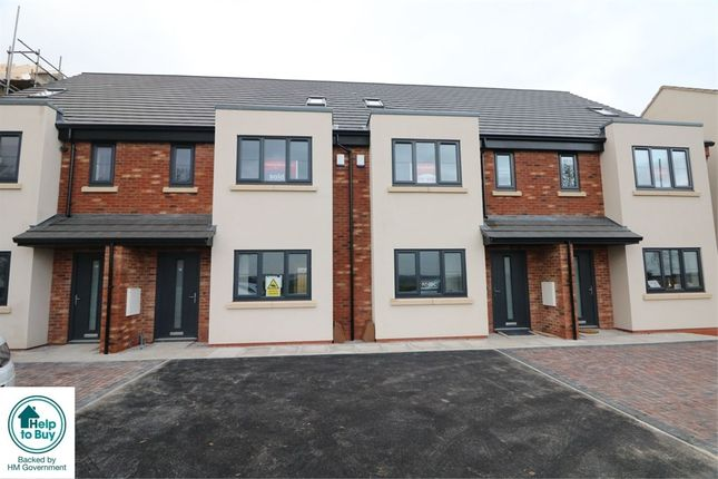 Town house for sale in Plot 6, Moorlands Terrace, Ravenfield, Rotherham, South Yorkshire