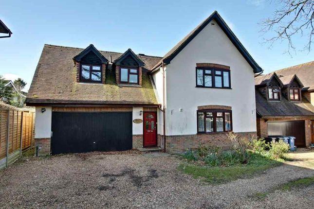 Thumbnail Detached house for sale in Sheldons Lane, Hook
