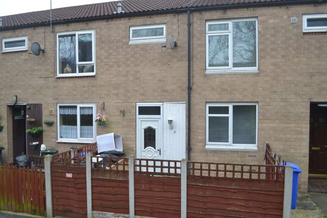 Thumbnail Terraced house to rent in Challoner Way, Westfield, Sheffield